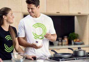 Meal prep och förbered matlådor