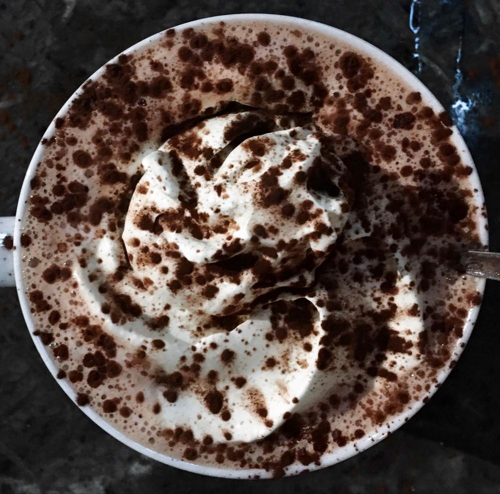 Recept: Proteinrik varm choklad