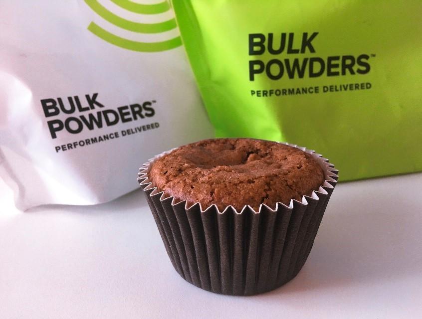 Recept: Somriga chokladmuffins med protein