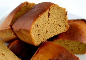 Toffee Popcorn Peanut Butter Bread