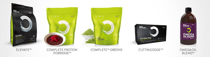 BULK POWDERS™: Products of the Year 2014