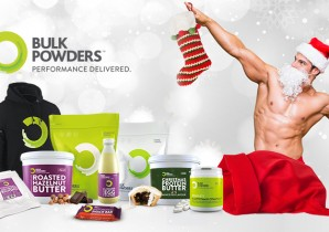 Christmas Giveaway BULK POWDERS