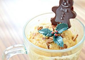 Christmas Pudding Mud Cake