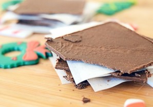 Peppermint Thins Recipe