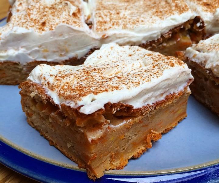 Carrot Cake Recipe Uk With Oil: Beltsander Protein Carrot Cake