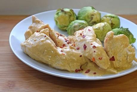 Creamy Smokey BBQ Chicken Recipe