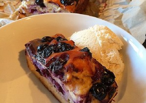 Protein Blueberry and Banana Bread