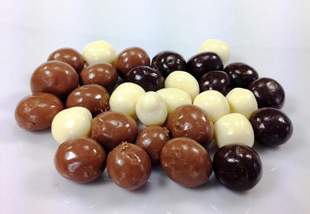 Chocolate Whey Balls
