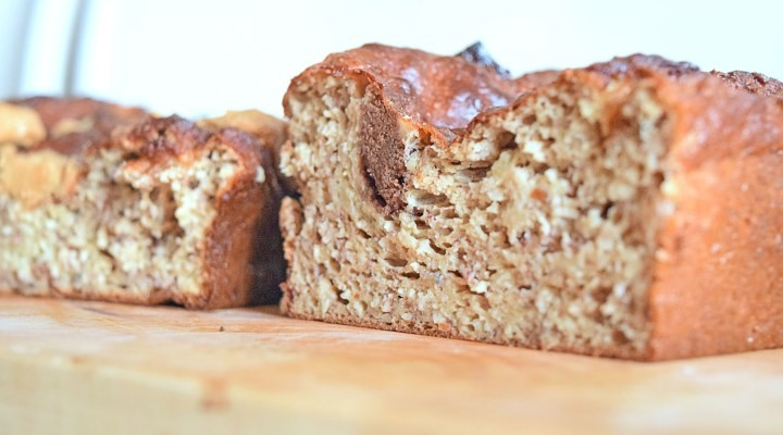 Protein Banana Loaf Recipe