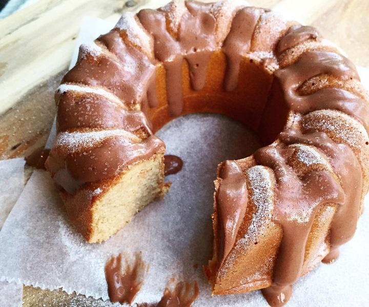 Banana Bundt Cake Recipe