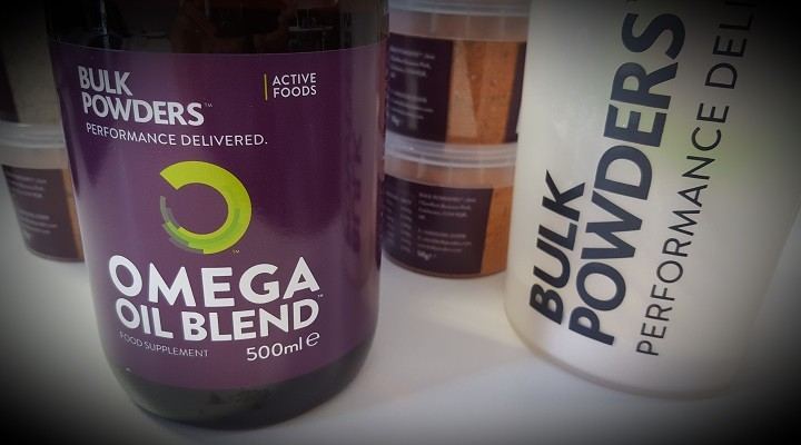 Omega Oil Blend vs. Udo's Choice Ultimate Oil Blend