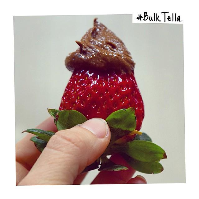 Bulktella Homemade Nutella Chocolate Spread