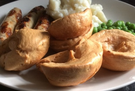 High Protein Yorkshire Puddings Recipe