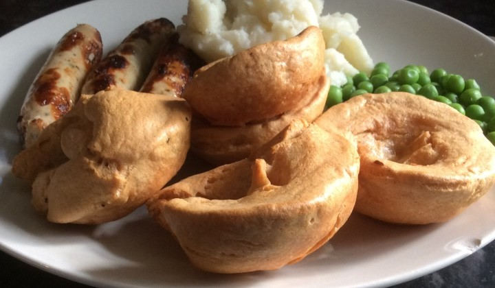 Protein Yorkshire Puddings