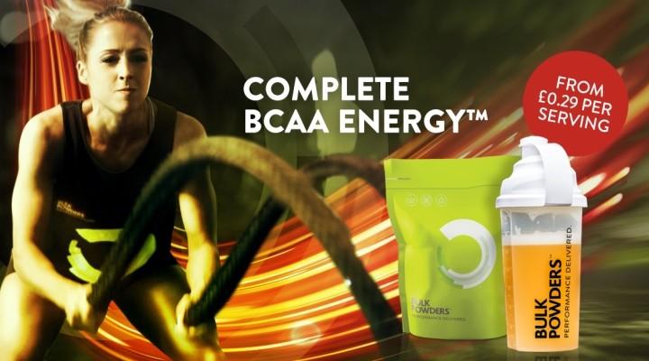BCAA Energy Drink