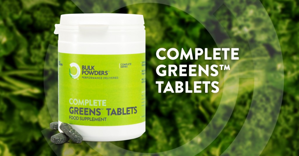 Super Greens Tablets