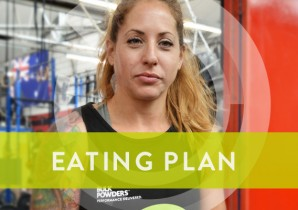 Jessica Johns-Green Eating Plan