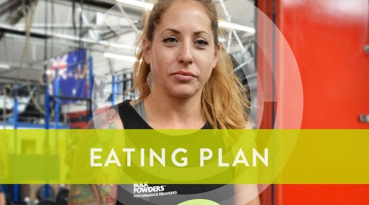 Jessica Johns-Green Eating Plan