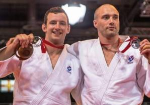 Andy Burns Judo