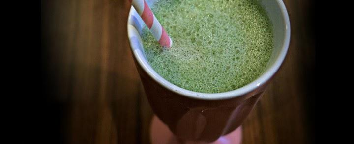 Maca Powder Green Smoothie Recipe