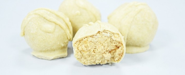 3 great reasons to try maca powder for White chocolate truffles recipe uk