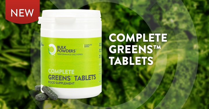 Complete Greens Tablets