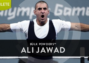 Ali Jawad BULK POWDERS athlete