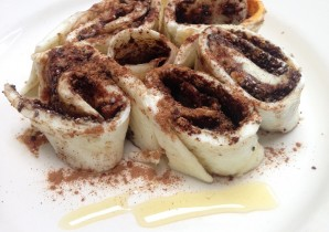 Vanilla Protein Swirls Recipe