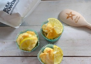 Lemon Meringue Protein Cupcakes Recipe - BULK POWDERS