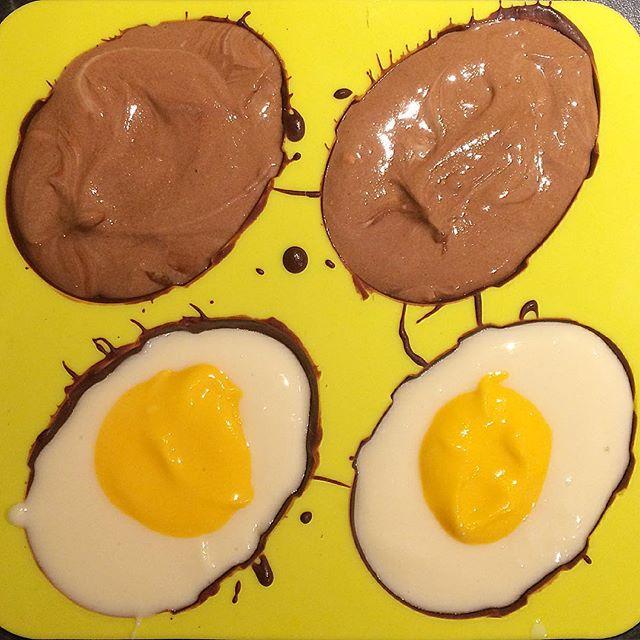 Creme egg recipe