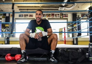 DeGale Second Title Defence