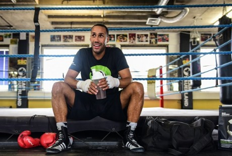 DeGale to Make Second Title Defence