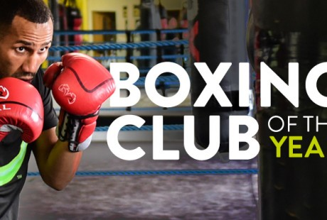 Boxing Club of the Year Nominations | BULK POWDERS