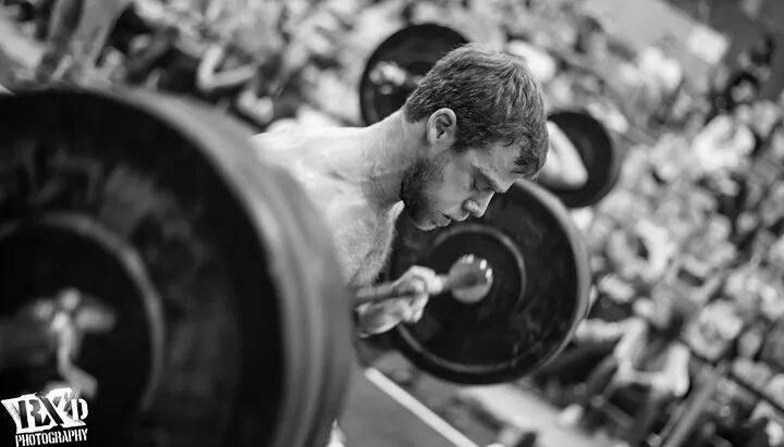 Andy Essex Weightlifting Club