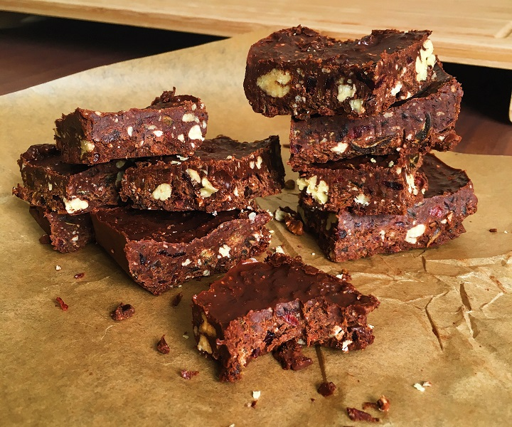 High Protein Rocky Road