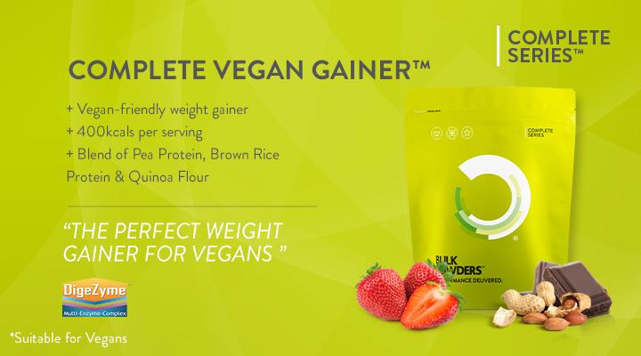 Complete Vegan Gainer