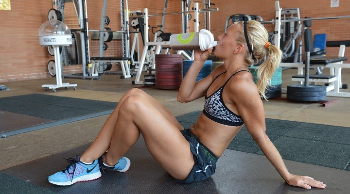 An Olympic Athletes Diet