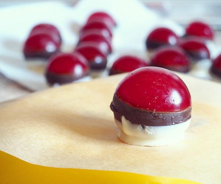 Protein Pokeballs Recipe - Gotta Catch Em' All!