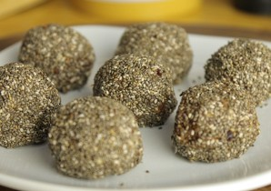 Vegan Fruit, Nut & Seed Balls