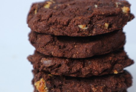 Chocolate Protein Cookies Recipe