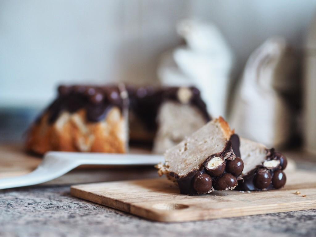 protein bundt cake