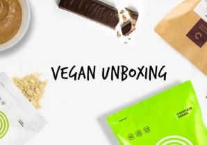 Vegan Unboxing