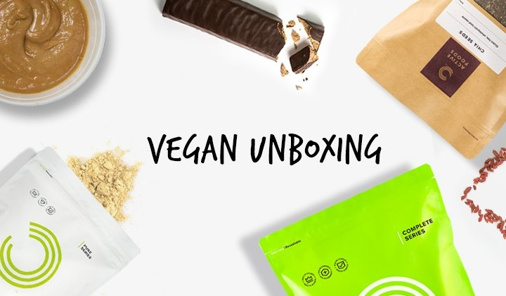 Vegan Unboxing