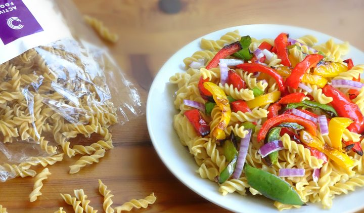how to cook non sticky pasta