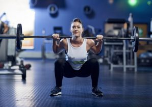 hip mobility when squatting
