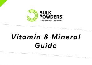vitamins and minerals