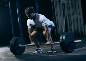 lower back pain whilst deadlifting