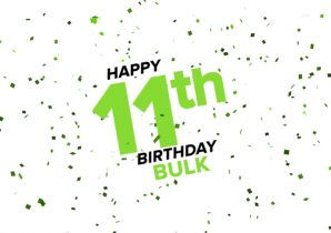 Happy Birthday BULK POWDERS