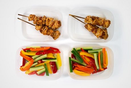 Tips for your Meal Prep