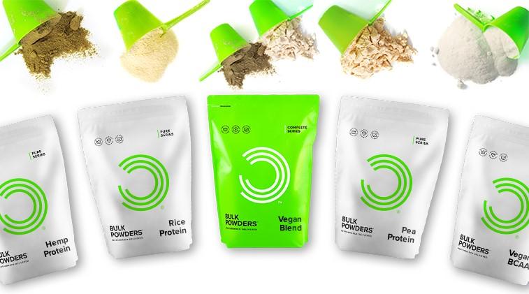 Vegan Protein: The Lowdown